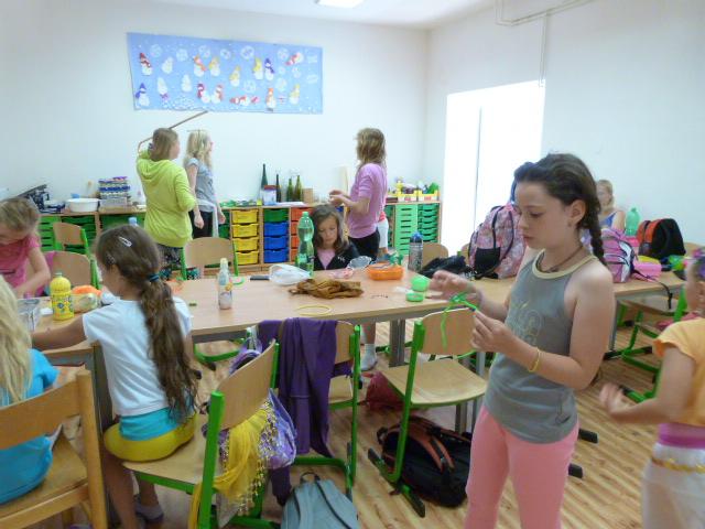 Příměstský tábor 2014