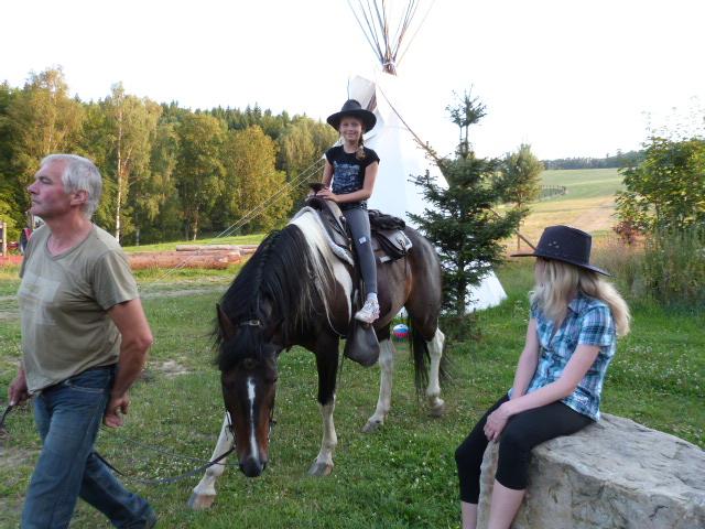 Víkendový pobyt na ranči