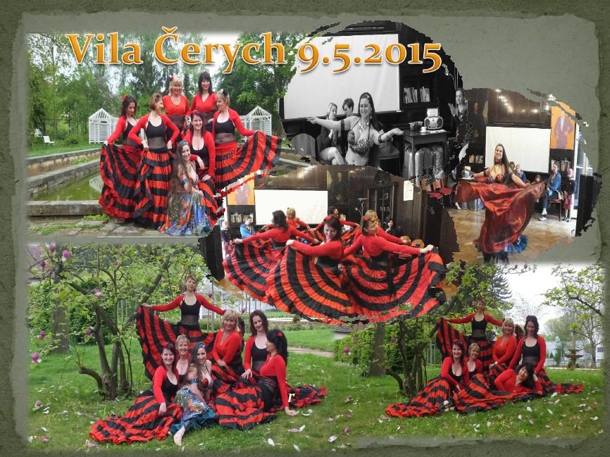 Badar Sabua Vila Čerych 2015