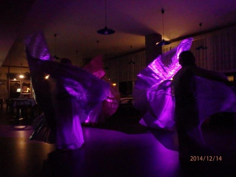 Vánoční večírek 2014