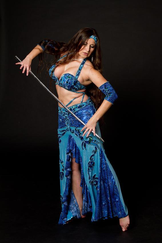 Orientální tanec Sabua