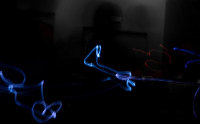 tanec se svíčkami