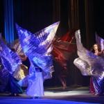 Elahe tanec s křídly