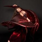 Sabua tanec s křídy