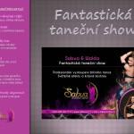 Fantastická taneční show