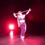 Sabua tanec s hůlkou